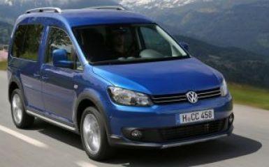 Предохранители и реле Volkswagen Caddy (2K), 2010 - 2015