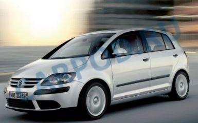 Предохранители и реле Volkswagen Golf Plus (Mk5), 2004 - 2014