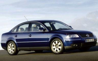 Предохранители и реле Volkswagen Passat (B5), 1996 - 2005