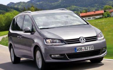 Предохранители и реле Volkswagen Sharan (7N1), 2010 - 2015