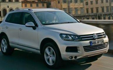 Предохранители и реле Volkswagen Touareg (7P), 2010 - 2018