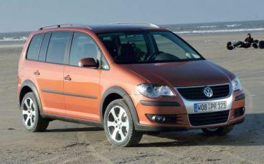 Предохранители и реле Volkswagen Touran (1T), 2003 - 2015