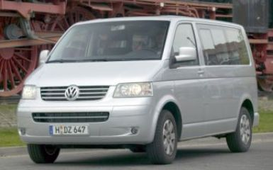 Предохранители и реле Volkswagen Multivan/Caravelle (T5), 2003 - 2015