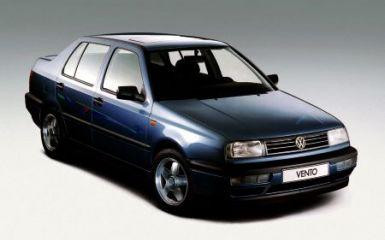 Предохранители и реле Volkswagen Vento (1H2), 1991 - 1998