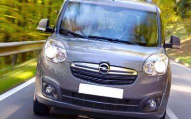 Предохранители и реле Opel Combo D, 2012 - 2018