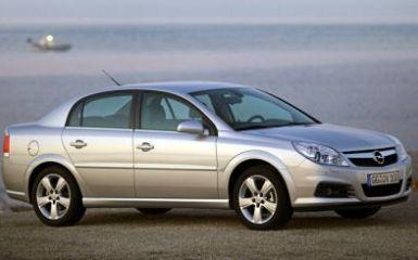 Предохранители и реле Opel Vectra C, 2002 - 2008
