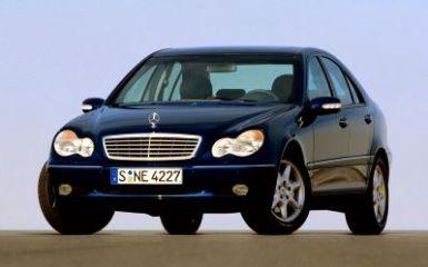 Предохранители и реле Mercedes W203, 2000 - 2007