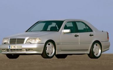 Предохранители и реле Mercedes W202, 1993 - 2000
