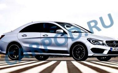 Предохранители и реле Mercedes CLA (C117), 2013 - 2020