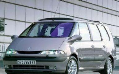 Предохранители и реле Renault Espace 3 (JE0), 1997 - 2002