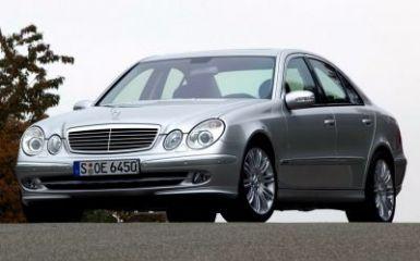 Предохранители и реле Mercedes W211, 2002 - 2009