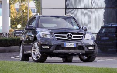 Предохранители и реле Mercedes GLK (X204), 2008 - 2015