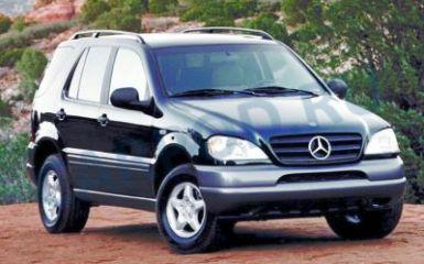 Предохранители и реле Mercedes W163, 1997 - 2005