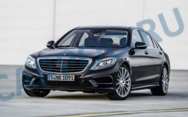 Предохранители и реле Mercedes W222, 2013 - 2020