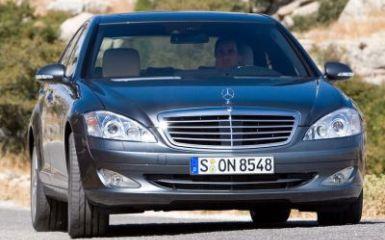 Предохранители и реле Mercedes W221, 2005 - 2009