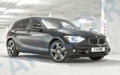 Предохранители и реле BMW 1 F20/F21, 2011 - 2020