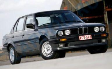 Предохранители и реле BMW 3 E30, 1983 - 1994