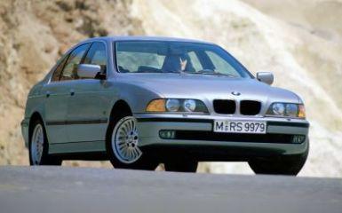 Предохранители и реле BMW 5 E39, 1995 - 2004