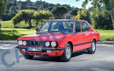 Предохранители и реле BMW E28, 1982 - 1987