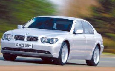Предохранители и реле BMW E65, 2001 - 2008