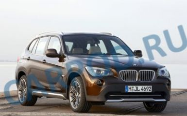 Предохранители и реле BMW X1 E84, 2009 - 2015