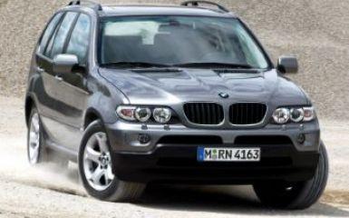 Предохранители и реле BMW X5 E53, 1999 - 2006