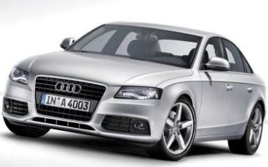 Предохранители Audi A4 (B8), 2007 - 2011