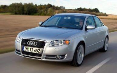 Предохранители и реле Audi A4 (B7), 2004 - 2009