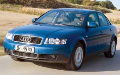 Предохранители и реле Audi A4 (B6), 2001 - 2005