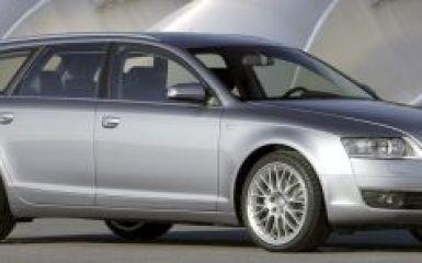 Предохранители и реле Audi A6 (C6), 2004 - 2008