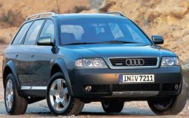 Предохранители и реле Audi A6 Allroad Quattro (C5), 1999 - 2005