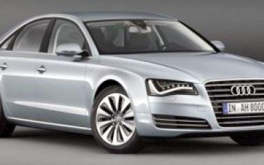 Предохранители Audi A8 (D4), 2009 - 2013