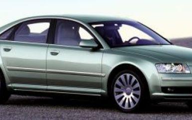 Предохранители и реле Audi A8 (D3), 2002 - 2009