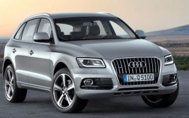 Предохранители Audi Q5 (8R), 2012 - 2017