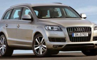 Предохранители и реле Audi Q7 (4L), 2007 - 2015