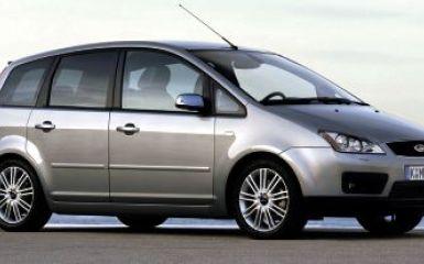 Предохранители и реле Ford C-MAX, 2003 - 2007