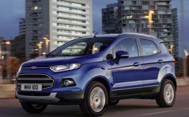 Предохранители и реле Ford EcoSport, 2012 - 2019
