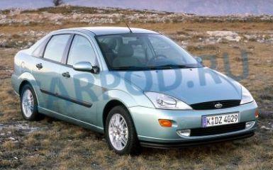 Предохранители и реле Ford Focus 1, 1998 - 2005