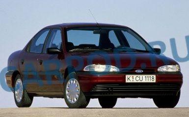 Предохранители и реле Ford Mondeo 1, 1992 - 1996