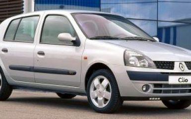 Предохранители и реле Renault Clio 2 (BB/CB), 1998 - 2012