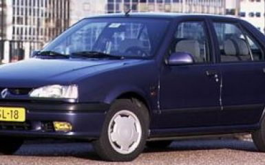 Предохранители и реле Renault 19 (C53/B53/L53), 1988 - 2000