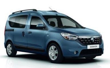 Предохранители Renault Dokker (B0), 2012 - 2020