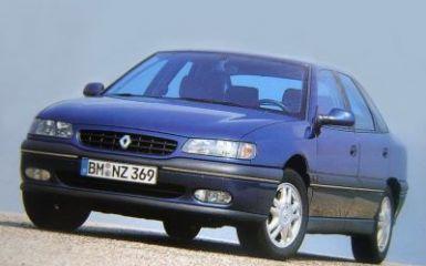 Предохранители и реле Renault Safrane (B54), 1992 - 2000