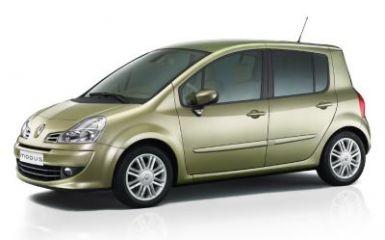 Предохранители и реле Renault Modus (JP / FP), 2004 - 2012