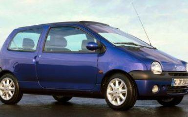 Предохранители и реле Renault Twingo (C06), 1998 - 2012