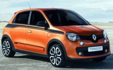 Предохранители Renault Twingo 3, 2014 - 2019