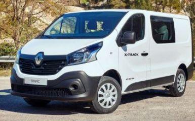 Предохранители Renault Trafic 3 (X83), 2014 - 2019