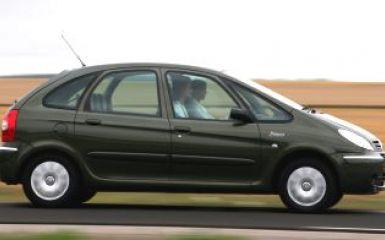Предохранители и реле Citroen Xsara Picasso (N68), 1999 - 2009