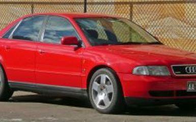 Предохранители и реле Audi A4 B5, 1994 - 2001