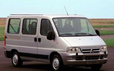 Предохранители и реле Citroen Jumper 1, 1994 - 2006